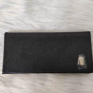 Bape Leather Long Wallet